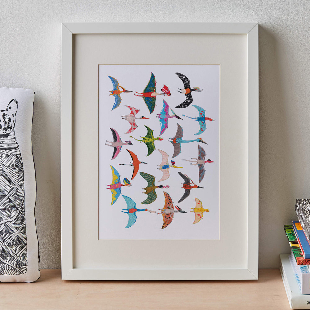 Pterodactyl print seconds FROM £8.jpg