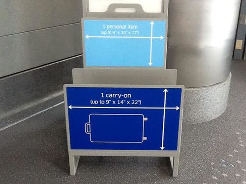 Baggage Information — Changes in Latitude Travel Store 844b602b3244e