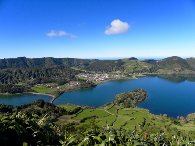 May, 2017: Imagine yourself in the Azores Islands, Portugal