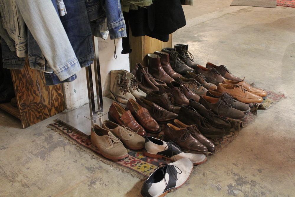Vintage Boots Galore
