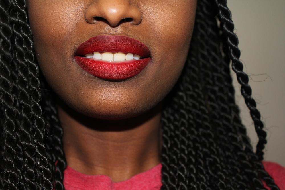 Ruby Woo for Dark Skin — sincerely brooklyn