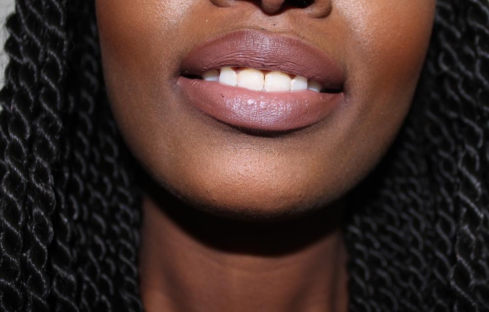 Mac Cyber Lipstick On ...
