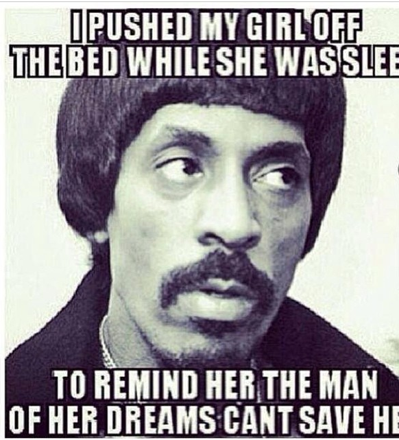 Ike Turner meme [ I do not own this picture and I do not who does].