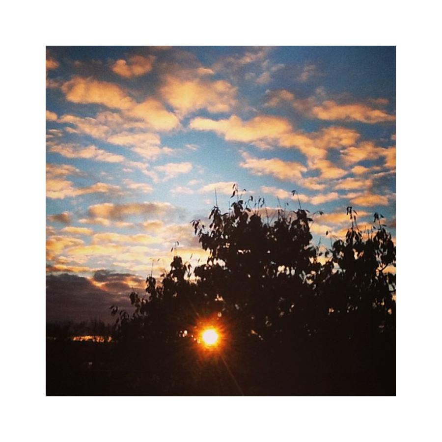 Beautiful Leland Sunset
