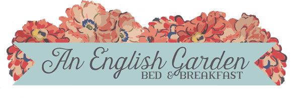 An English Garden Bed and Breakfast