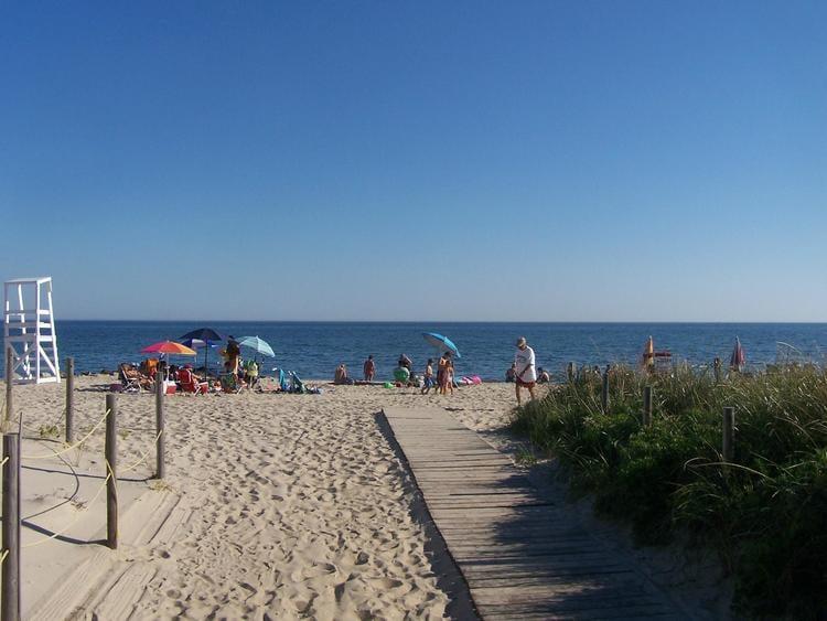Inman Road Beach
