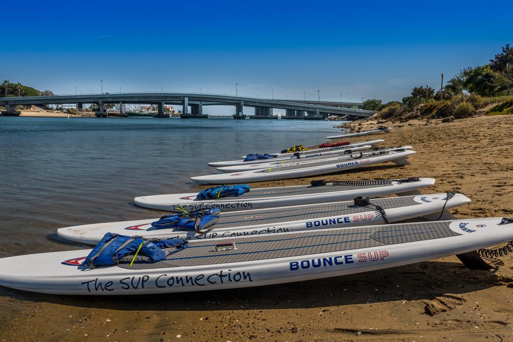 San Diego SUP Rentals