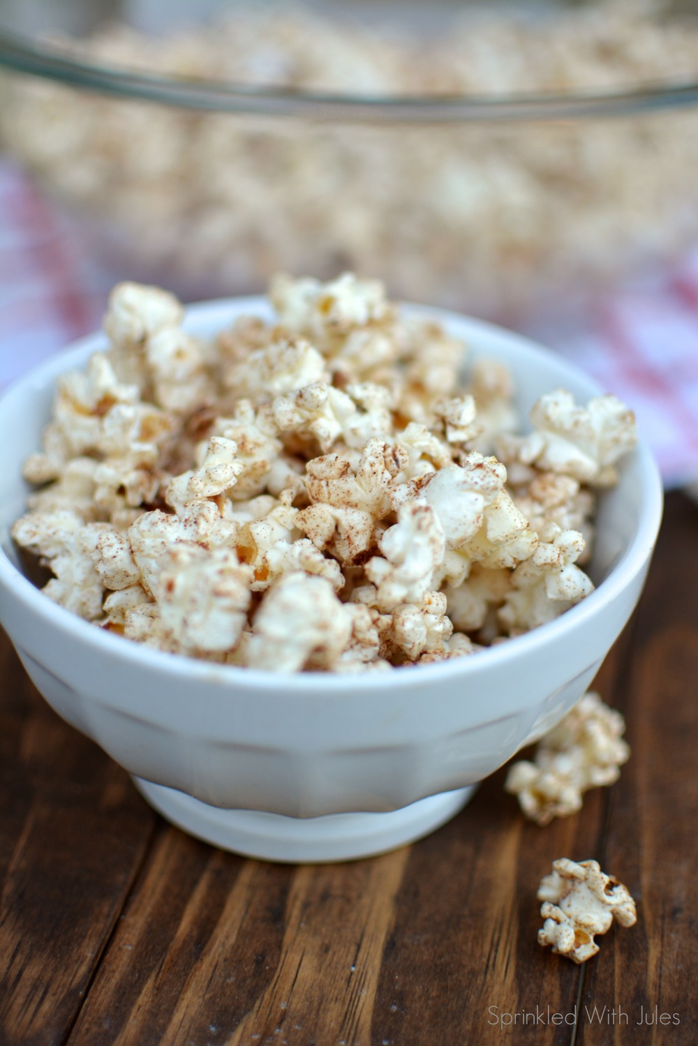 Chinese Five Spice Popcorn / Sprinkled With Jules