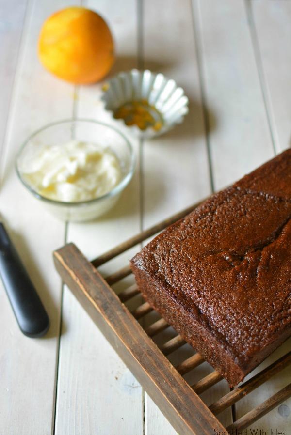 Mini Loaf Pan Cake Bake Time