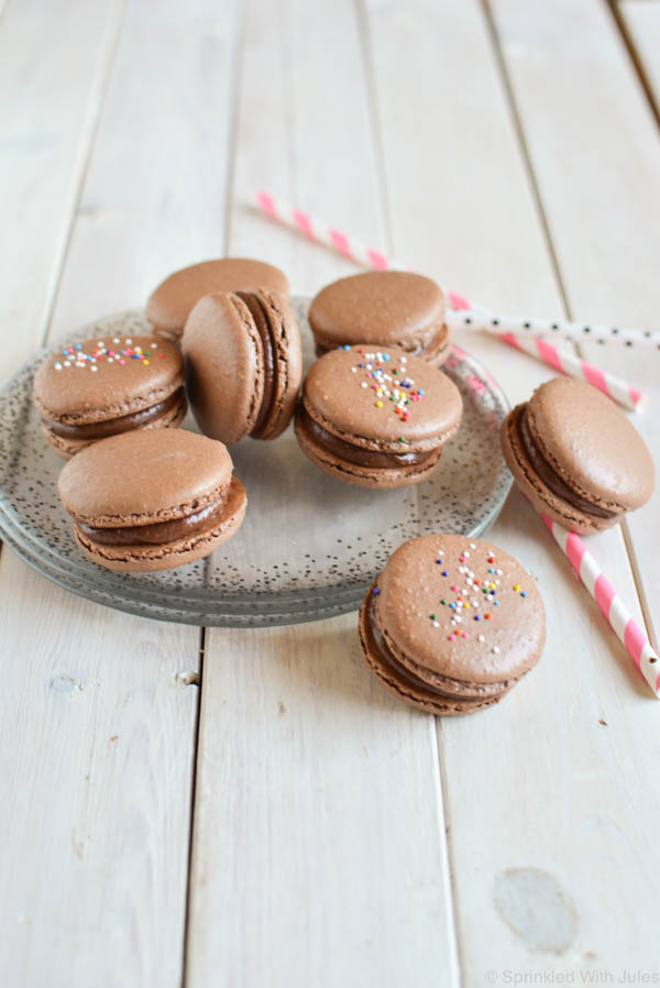 Tips and tricks to making the perfect French Macarons.