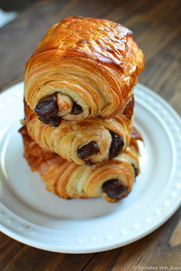 Can Chocolate Croissants Be Frozen
