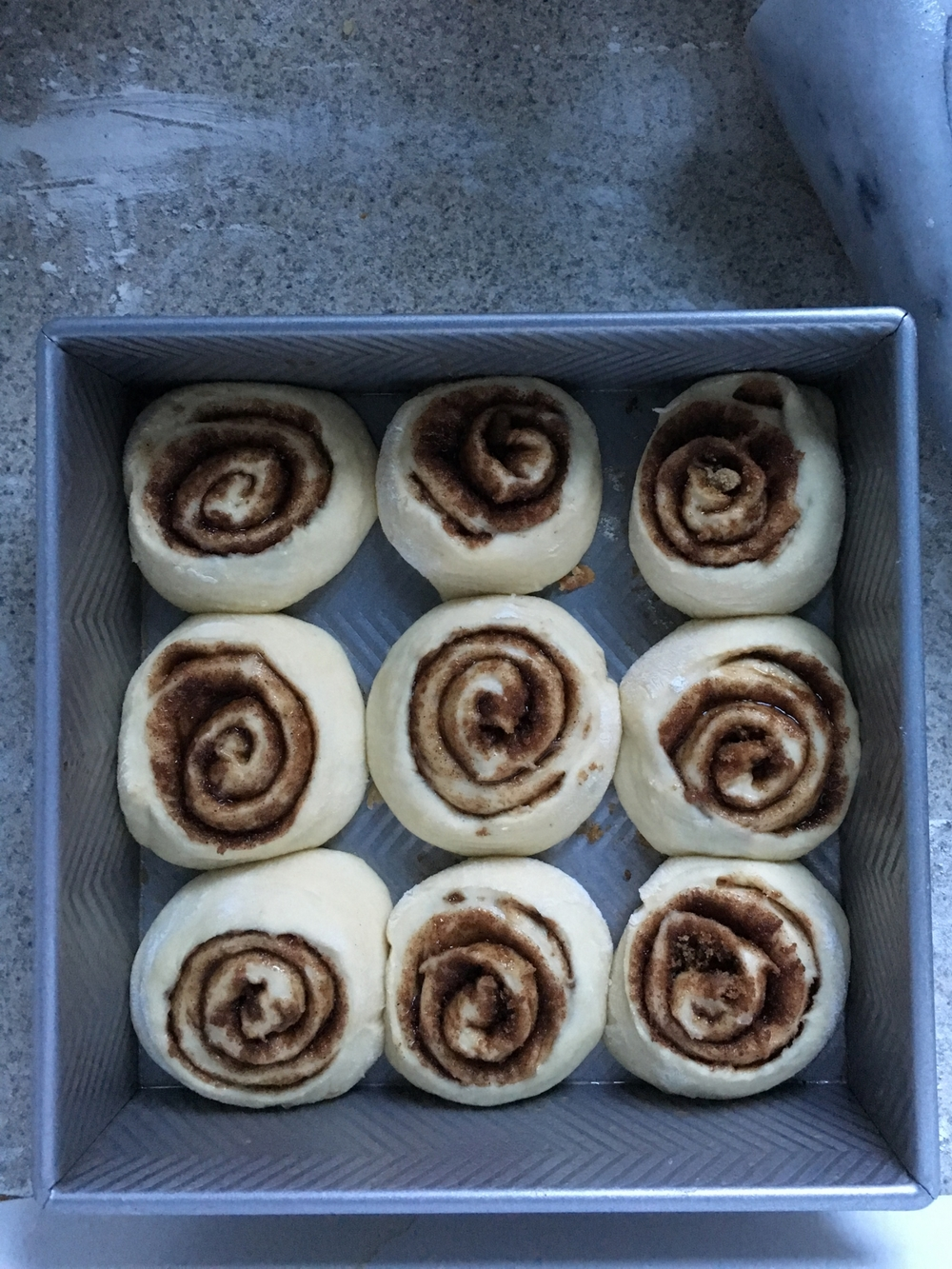Vegan 1-Hour Cinnamon Rolls