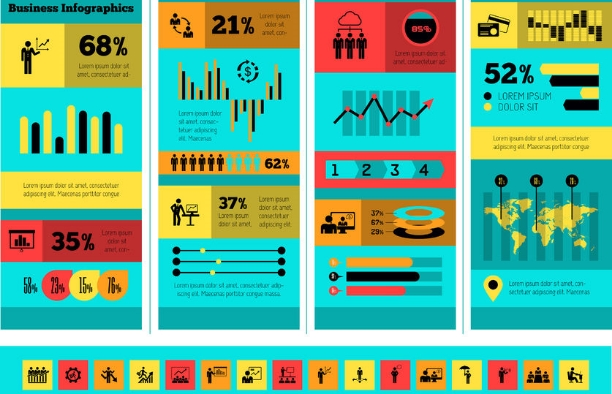 Infographic Ideas infographic powerpoint templates : How to Create Your Own Infographic with Powerpoint (And 6 ...