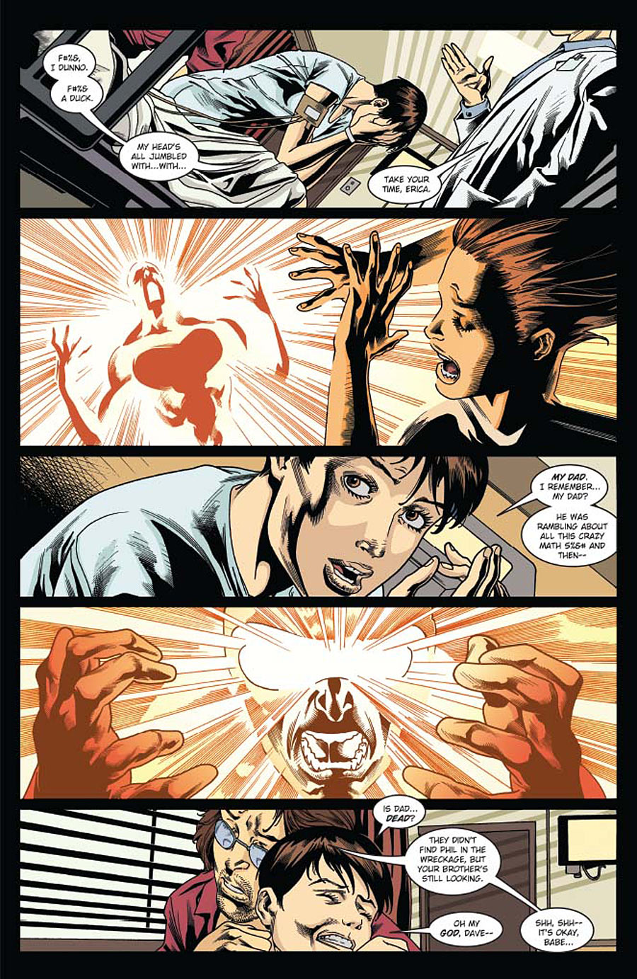 Solar: Man of the Atom #2 Page