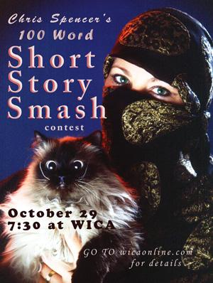 Chris Spencer's 100 Word Short Story Smash