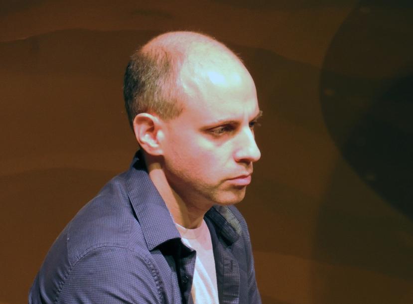 David Mayer (Trip Wyeth)