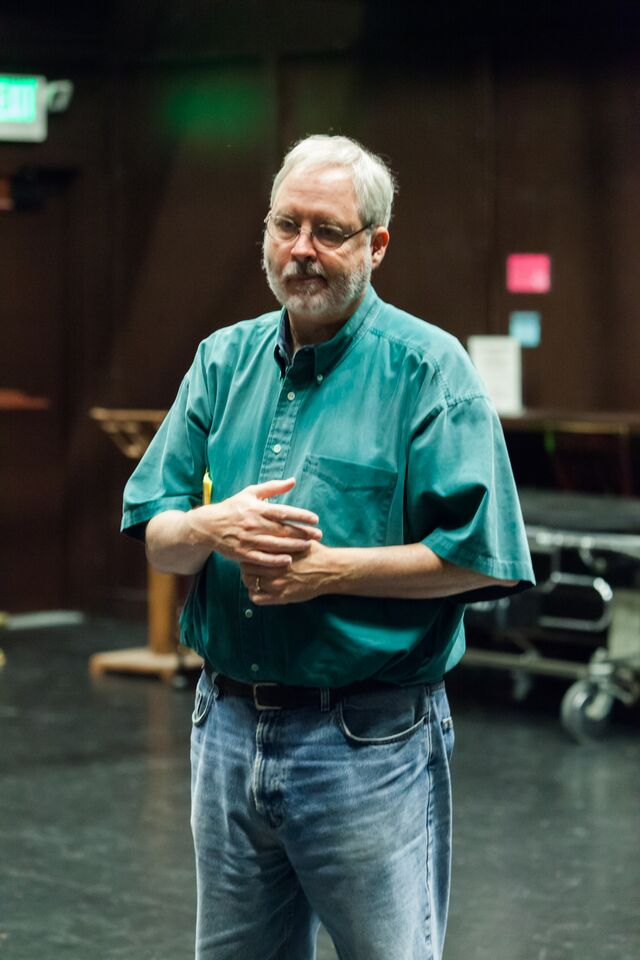 Director Phil Jordan