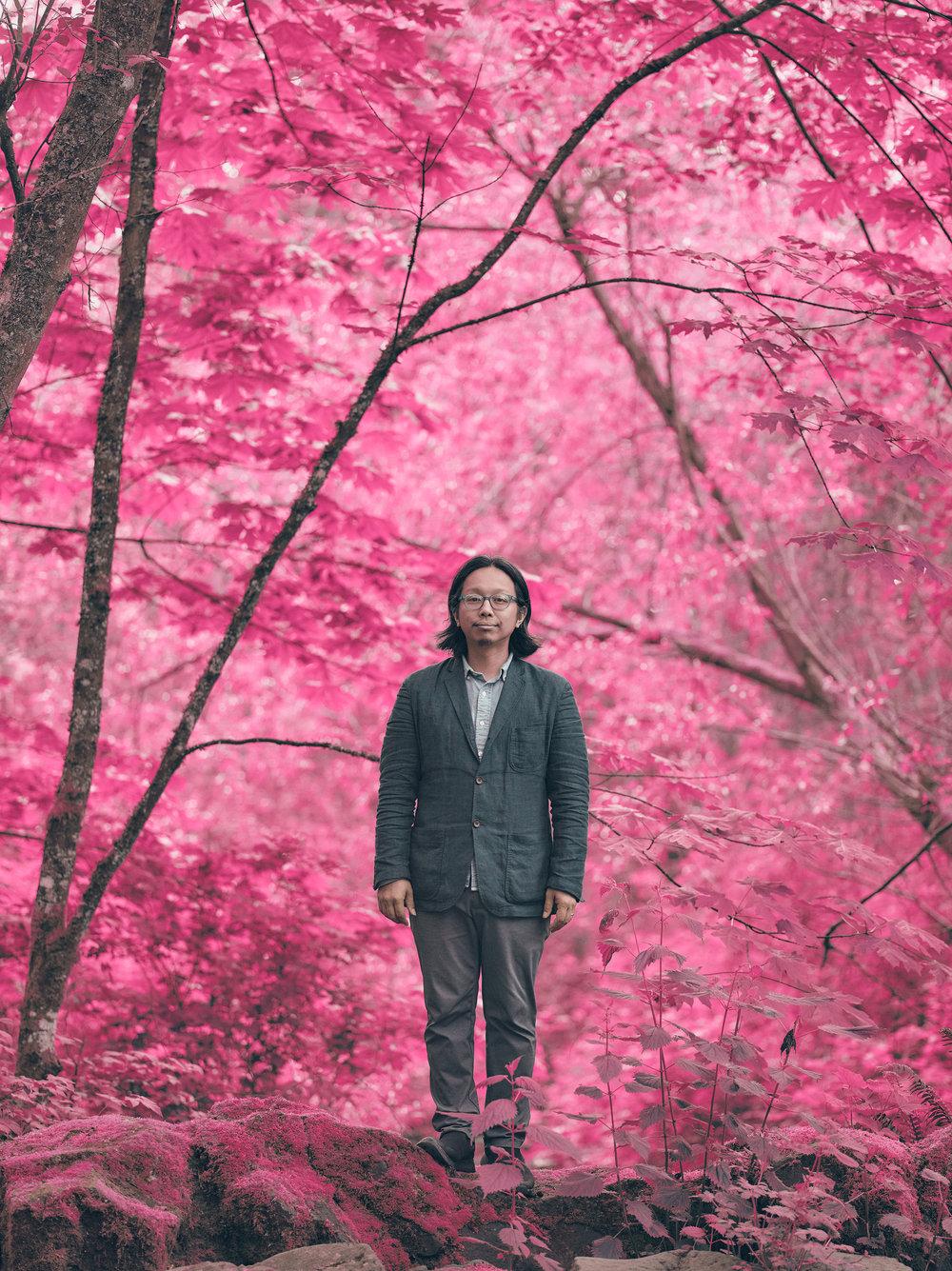Tomo Nakayama by Ian Allen