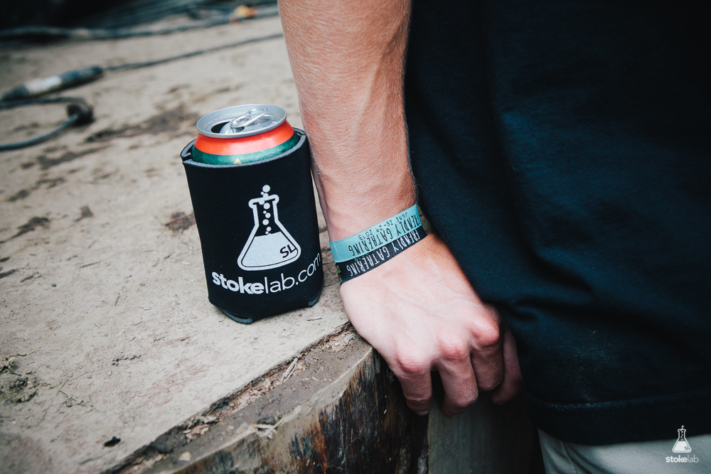 But don't forget your koozie.