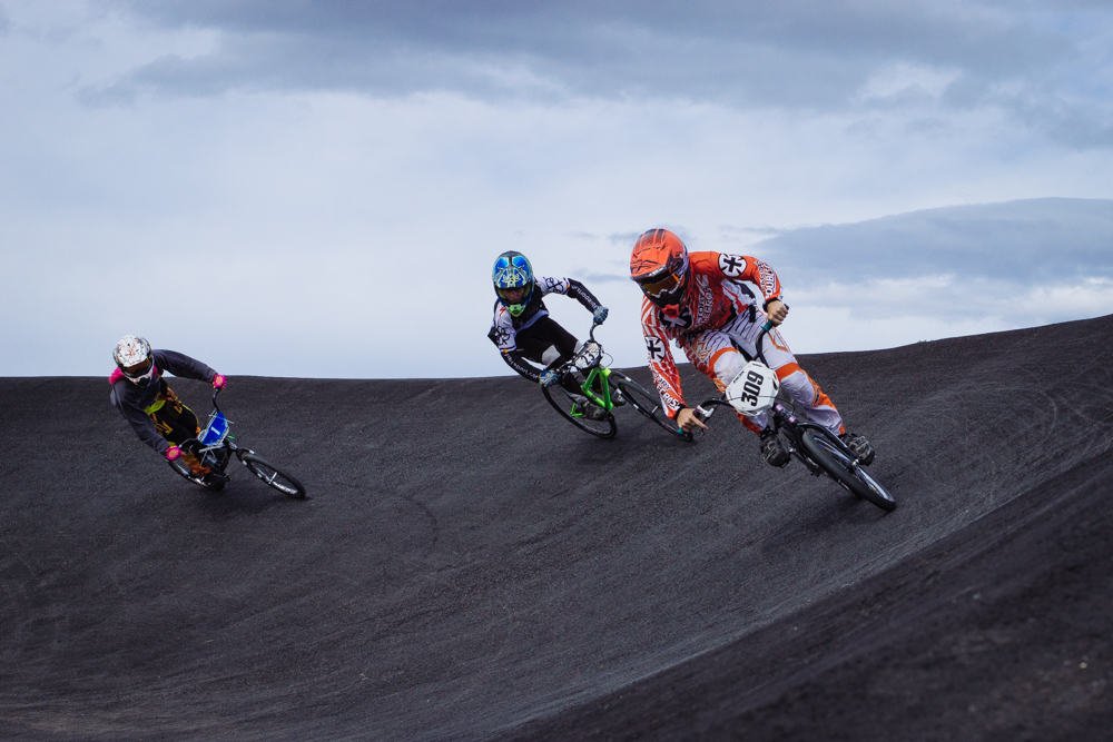 County Line BMX Track. Littleton, Colo.