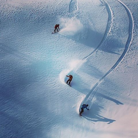 From last winter. Location: @stevenspass with @bigairmare and @jetpack5000