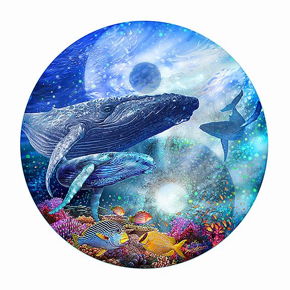 Cosmic whales