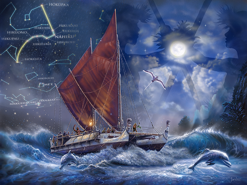 Voyaging expedition