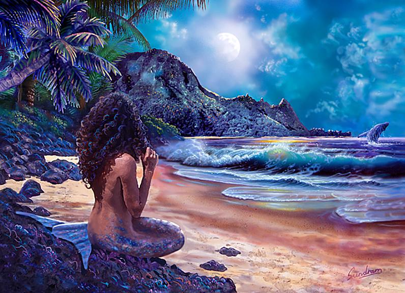 Bali Hai Mermaid