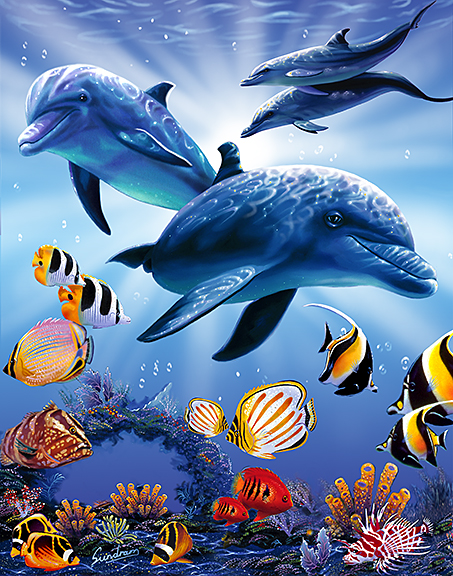 Dolphin Light
