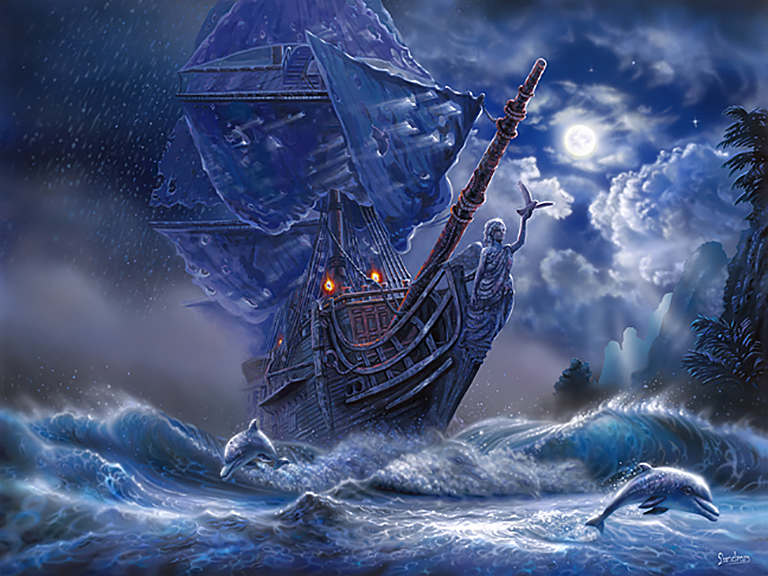 Voyage to the Beyond