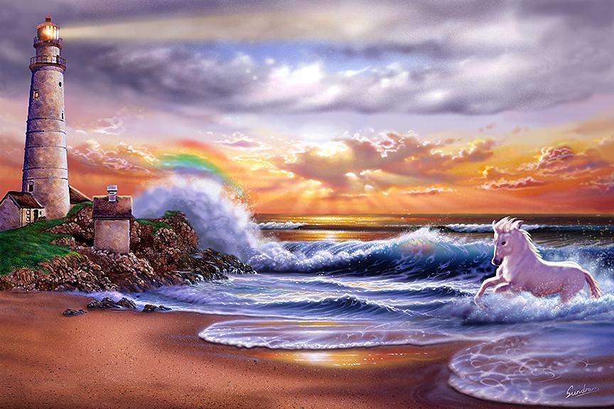 Lighthouse of Dreams II