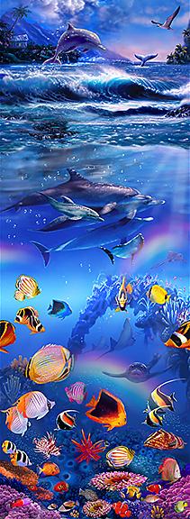 Rainbow Dolphins (extended)