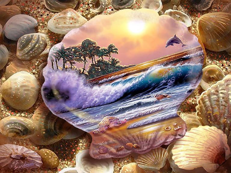 Seashell Fantasy