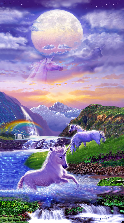 Unicorn Heaven