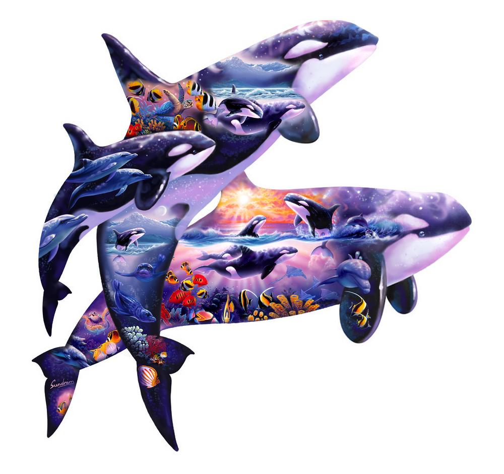 Orca shape Kingdom II