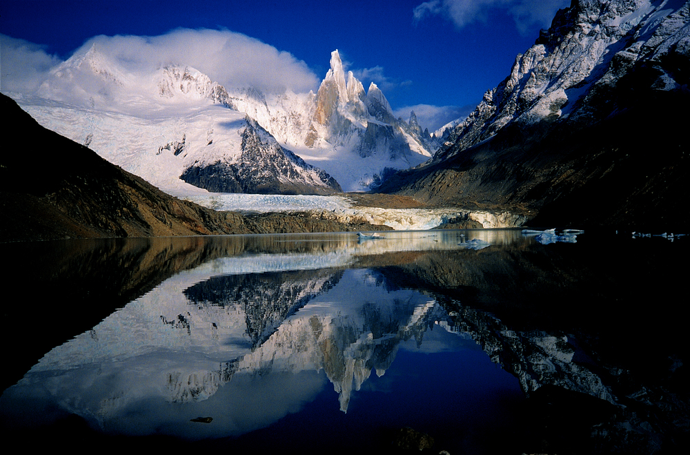 Cerro Torre, January 1994.