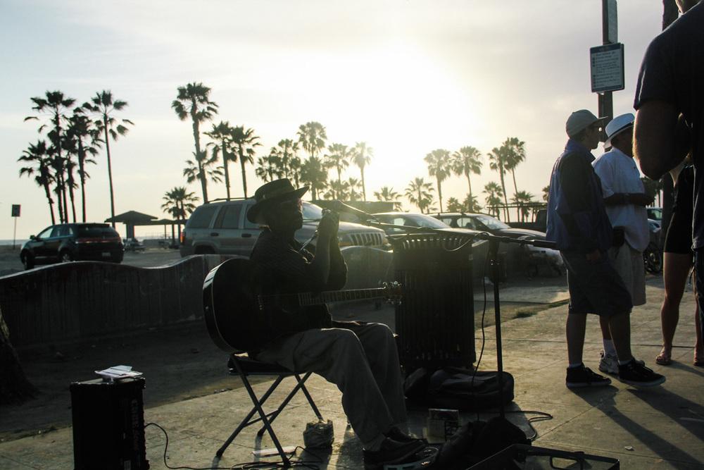 Street Performer - Venice Beach