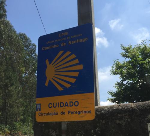Camino de Santiago - Camiho Portugues