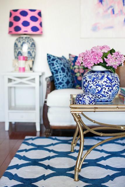 image of Anna Cauldwell's Brisbane home via Adore Magazine November 2013