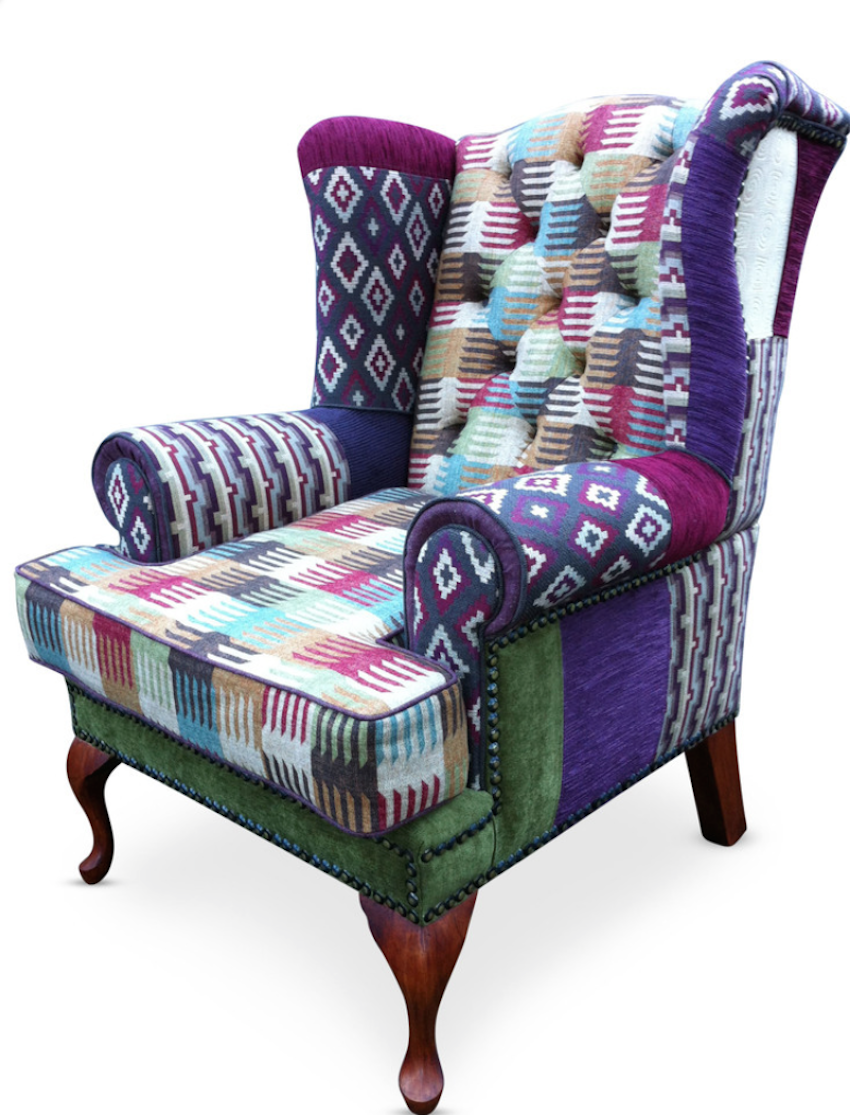 Wingy Armchair made to order