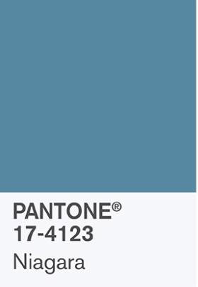 Pantone Niagara