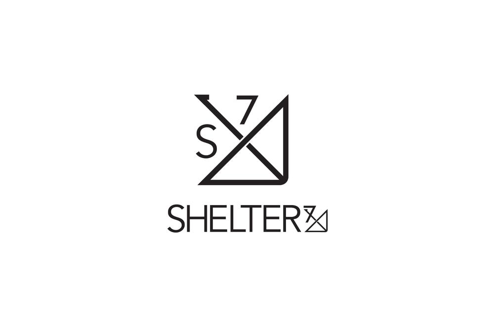 Shelter 7 Branding