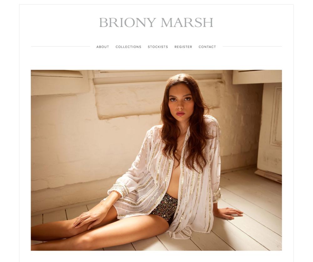 brionymarsh.com