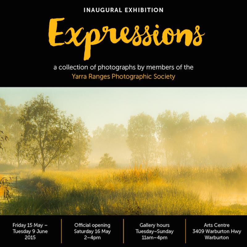 Expressions Handbill