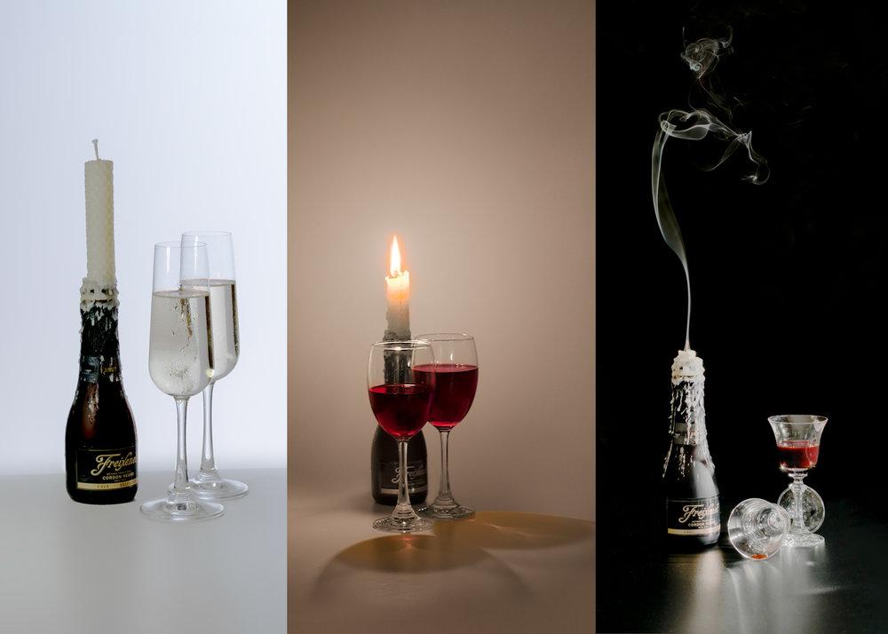 Candlelit Evening (Bob Warfield)