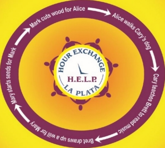 Hour Exchange La Plata (HELP)