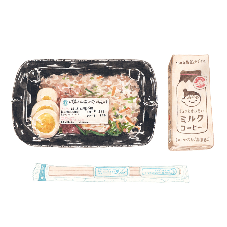 Justine-Wong-Illustration-21-Days-in-Japan-Conbini-Breakfast.jpg