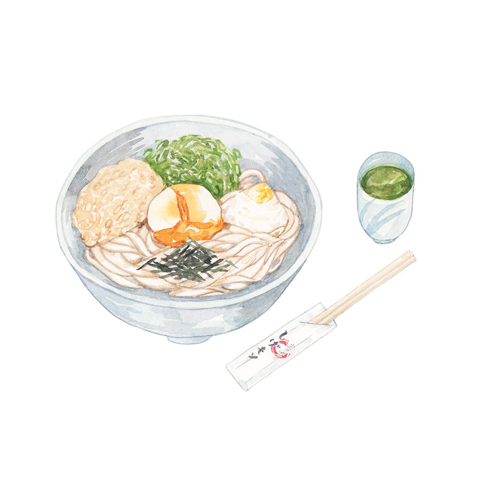 Justine-Wong-Illustration-21-Days-in-Japan-Kyoto-Udon.jpg