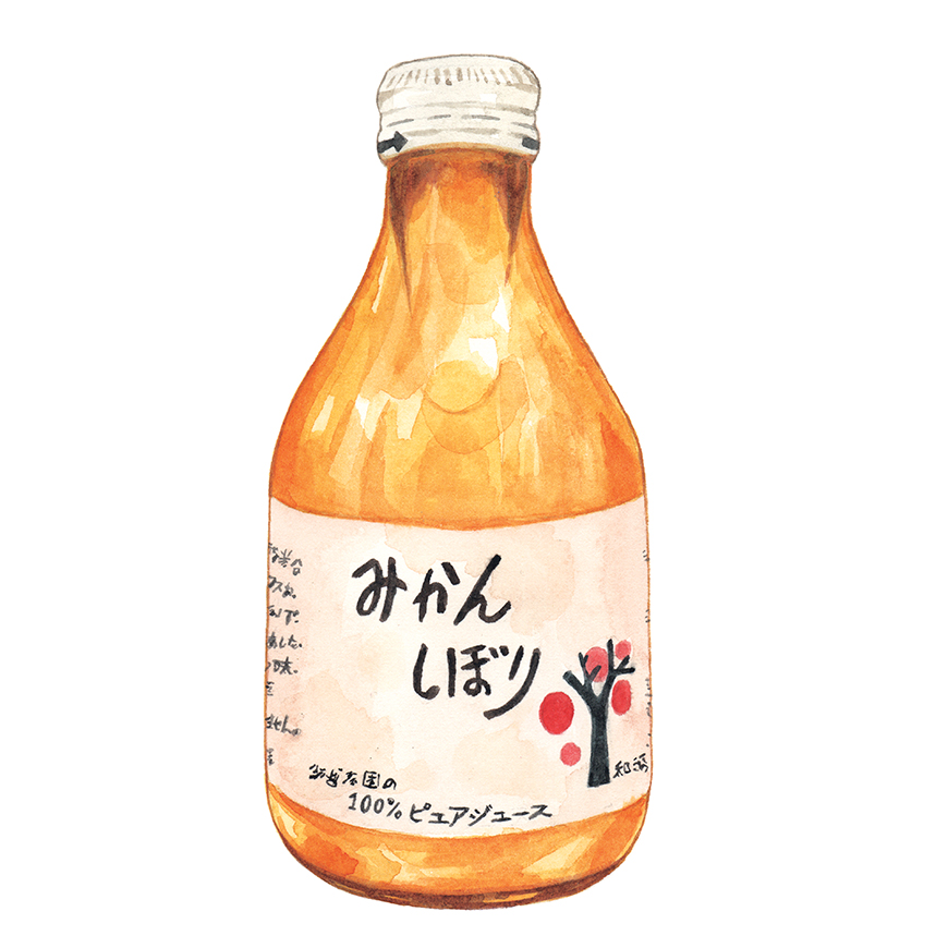 Justine-Wong-Illustration-21-Days-in-Japan-Mikan-Conbini-Orange-Juice.jpg