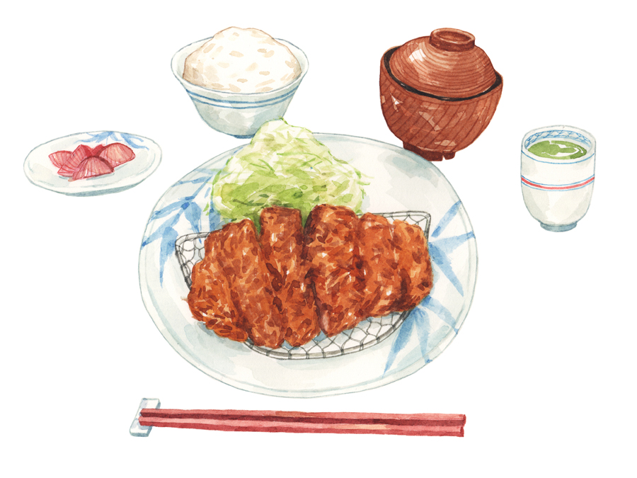 Justine-Wong-Illustration-21-Days-in-Japan-Tonkatsu.jpg